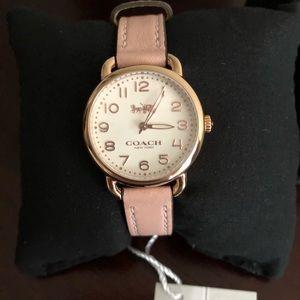 BRAND NEW COACH watch!